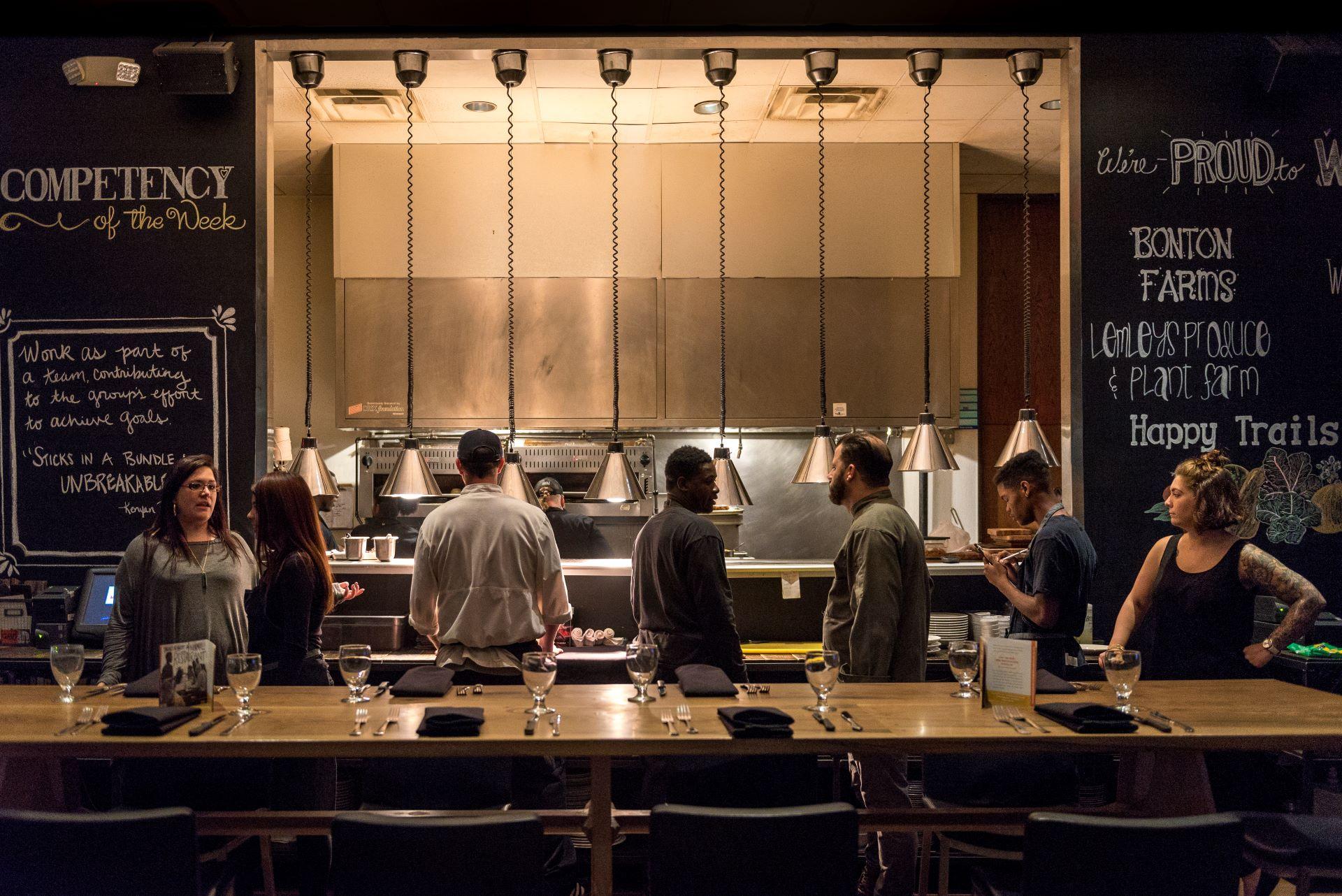 Café Momentum expansion on NBC 5